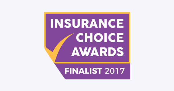 Logo: Insurance Choice Awards Finalist 2017