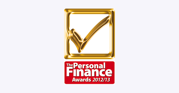 Logo: Personal Finance Award 2012/13