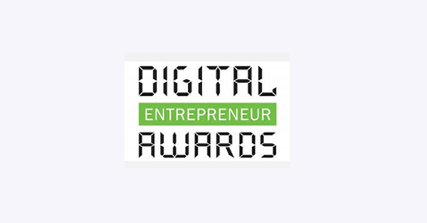 Logo: Digital Entrepreneur Awards 2010